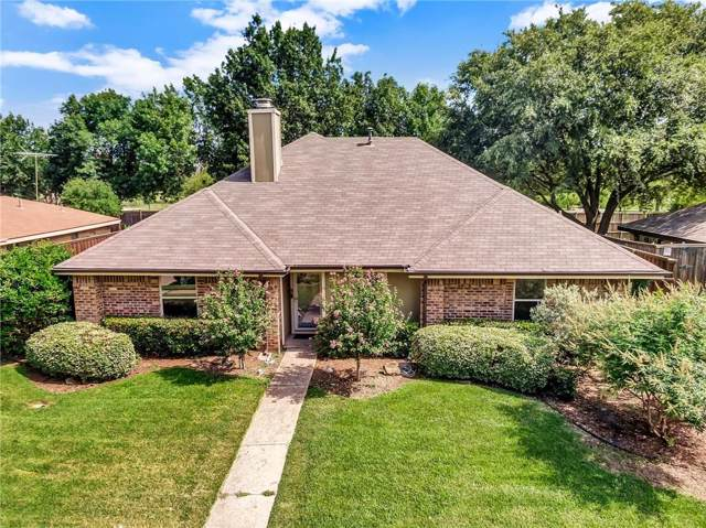 737 Arbor Downs Drive, Plano, TX 75023 (MLS #14141918) :: RE/MAX Town & Country
