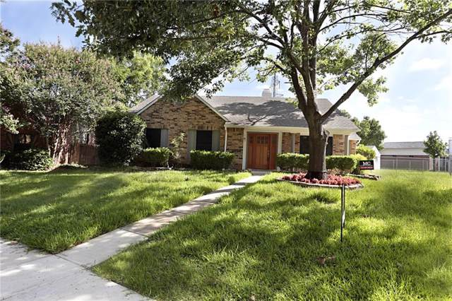 1819 Robert Jones, Mesquite, TX 75150 (MLS #14141930) :: Lynn Wilson with Keller Williams DFW/Southlake