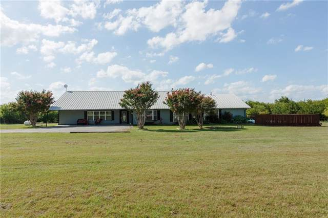 7095 County Road 131B, Terrell, TX 75161 (MLS #14141933) :: RE/MAX Town & Country