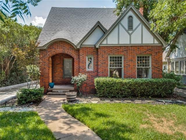 1035 N Clinton Avenue, Dallas, TX 75208 (MLS #14141940) :: Van Poole Properties Group