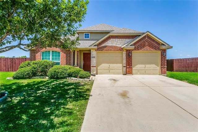 8700 Flying Ranch Road, Fort Worth, TX 76134 (MLS #14141948) :: RE/MAX Town & Country