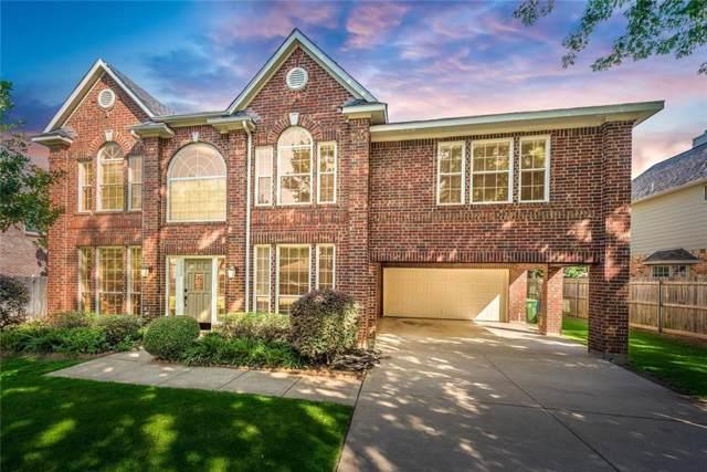 3333 Moss Creek Drive, Grapevine, TX 76051 (MLS #14141956) :: Frankie Arthur Real Estate