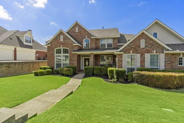 1546 Parkside Circle, Rockwall, TX 75032 (MLS #14141961) :: RE/MAX Town & Country