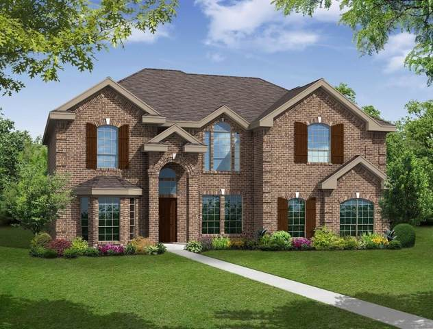 12906 Nimble Drive, Frisco, TX 75035 (MLS #14141965) :: Lynn Wilson with Keller Williams DFW/Southlake