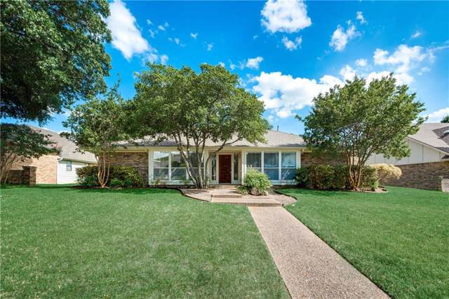 7624 Kevin Drive, Dallas, TX 75248 (MLS #14141971) :: All Cities Realty