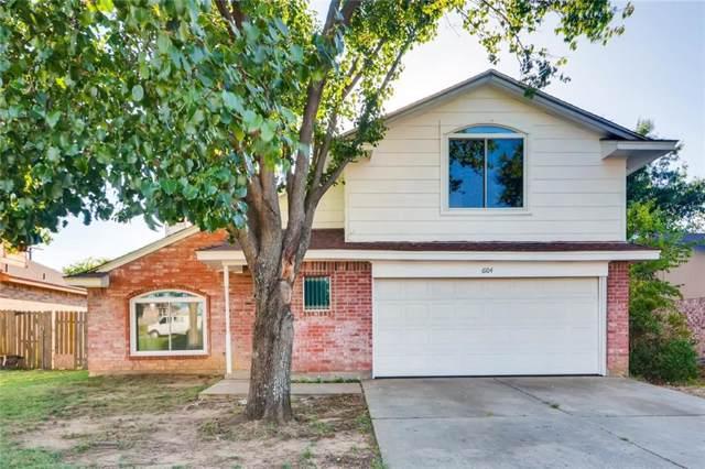 6104 Parkmeadow Drive, Arlington, TX 76018 (MLS #14141981) :: Lynn Wilson with Keller Williams DFW/Southlake
