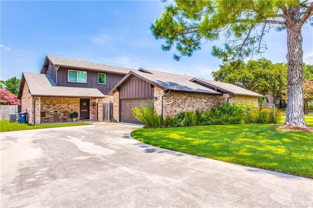 1726 Stonegate Drive, Denton, TX 76205 (MLS #14141994) :: Baldree Home Team