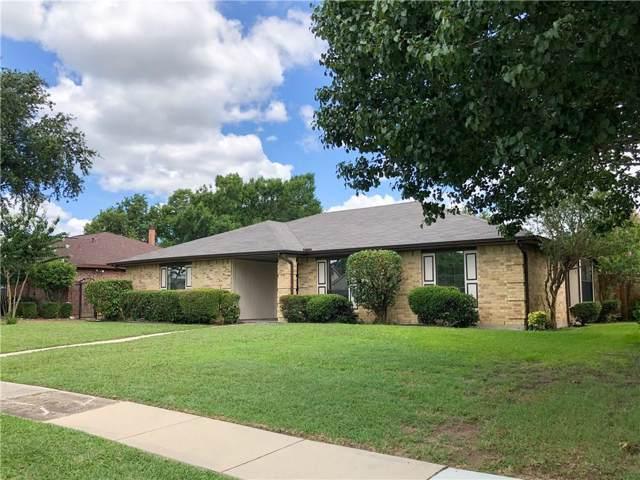 1325 Devonshire Lane, Mesquite, TX 75150 (MLS #14142001) :: Lynn Wilson with Keller Williams DFW/Southlake