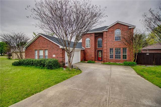 112 S Bending Oak Lane, Wylie, TX 75098 (MLS #14142020) :: Lynn Wilson with Keller Williams DFW/Southlake