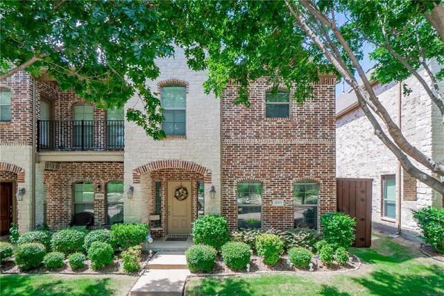 2011 Downing Street, Allen, TX 75013 (MLS #14142022) :: RE/MAX Town & Country