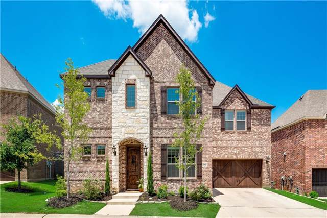 7241 W Nirvana Circle, North Richland Hills, TX 76182 (MLS #14142023) :: RE/MAX Town & Country