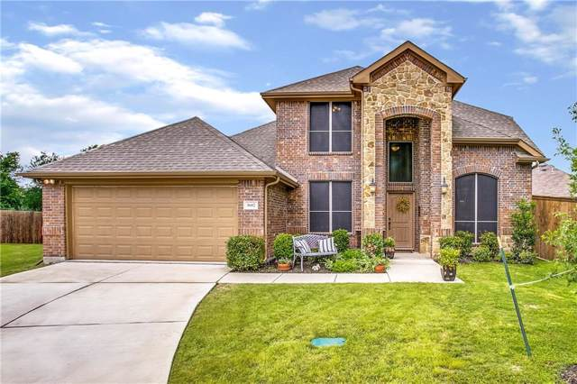 3602 Dogwood Road, Melissa, TX 75454 (MLS #14142031) :: Kimberly Davis & Associates