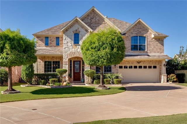 10100 Vintage Drive, Fort Worth, TX 76244 (MLS #14142032) :: RE/MAX Town & Country