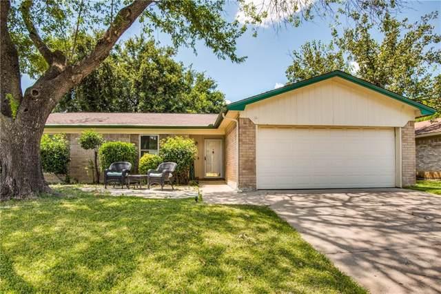 3121 Meadow Wood Lane, Bedford, TX 76021 (MLS #14142043) :: Ann Carr Real Estate