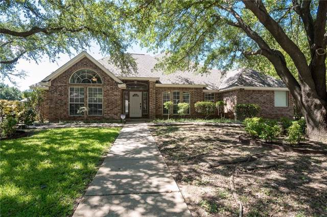 6400 Royal Court, North Richland Hills, TX 76180 (MLS #14142077) :: RE/MAX Town & Country