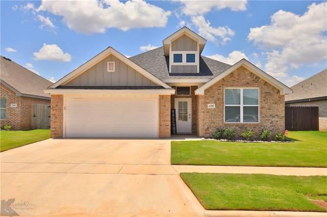 6250 Stadium Drive, Abilene, TX 79606 (MLS #14142088) :: RE/MAX Town & Country