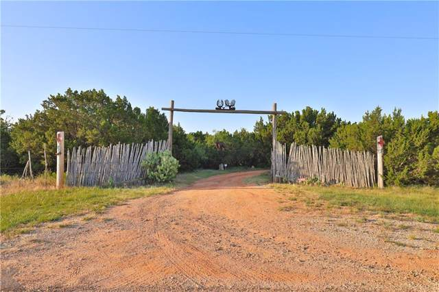 1477 Ohlhausen Road, Abilene, TX 79606 (MLS #14142116) :: Kimberly Davis & Associates