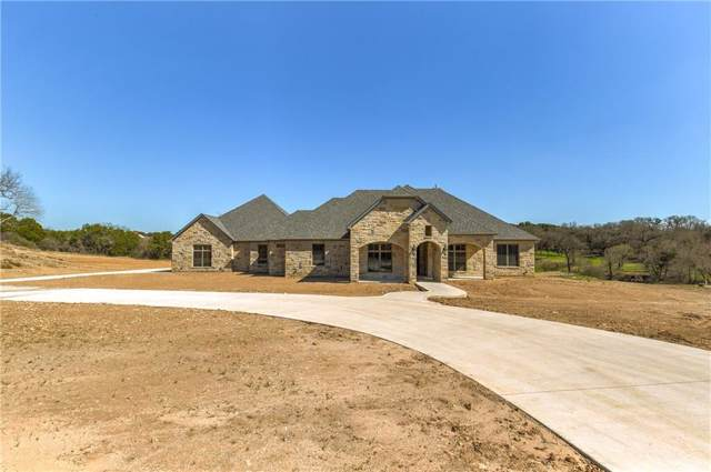 2407 Cactus Rio Lane, Weatherford, TX 76087 (MLS #14142124) :: Lynn Wilson with Keller Williams DFW/Southlake