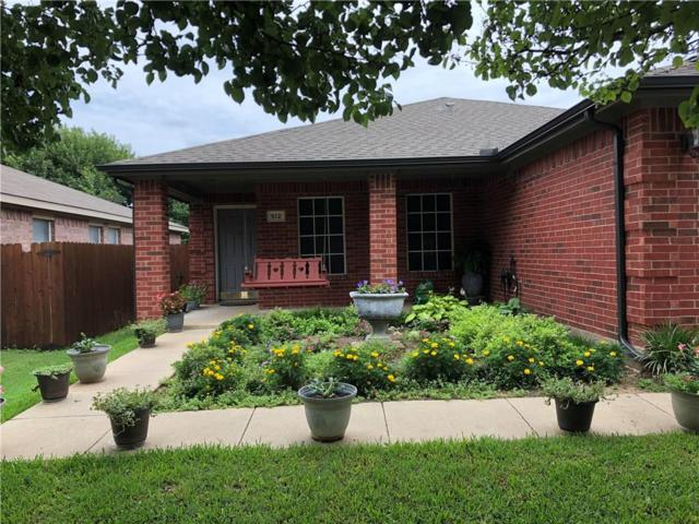 512 Port O Conner Drive, Little Elm, TX 75068 (MLS #14142125) :: RE/MAX Town & Country