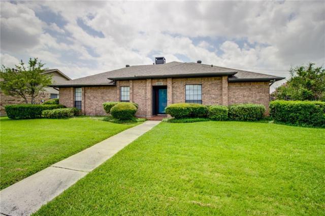 2235 Spring Leaf Drive, Carrollton, TX 75006 (MLS #14142137) :: Baldree Home Team