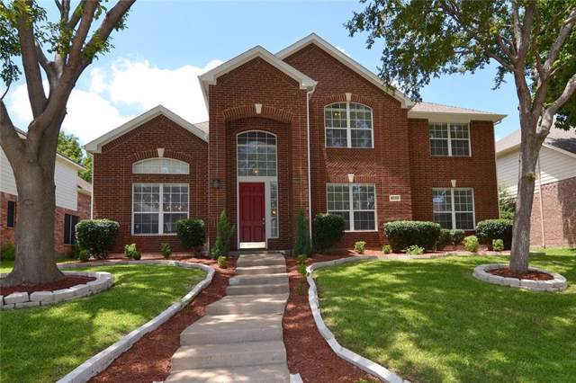 8117 Grand Canyon Drive, Plano, TX 75025 (MLS #14142140) :: RE/MAX Town & Country