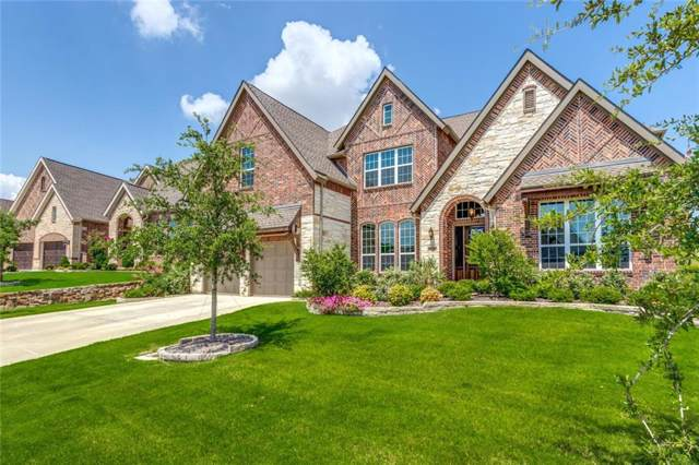 6712 Canyon Oak Court, Flower Mound, TX 76226 (MLS #14142152) :: Real Estate By Design
