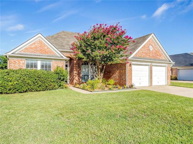 6608 High Brook Drive, Fort Worth, TX 76132 (MLS #14142153) :: Lynn Wilson with Keller Williams DFW/Southlake