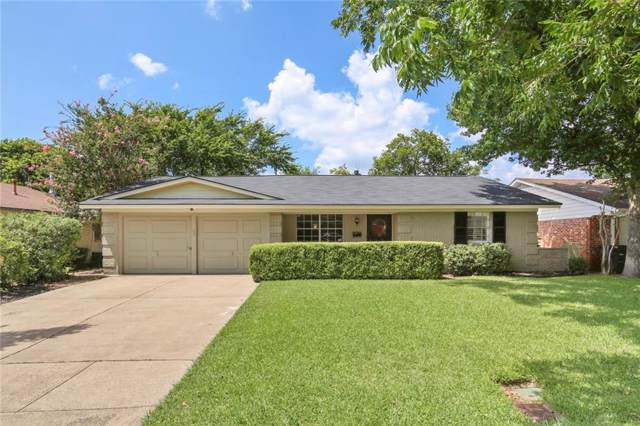 4808 Bonnell Avenue, Fort Worth, TX 76107 (MLS #14142175) :: RE/MAX Town & Country