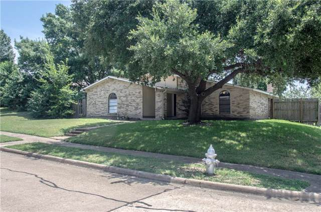 3102 Overglen Drive, Garland, TX 75043 (MLS #14142190) :: RE/MAX Town & Country
