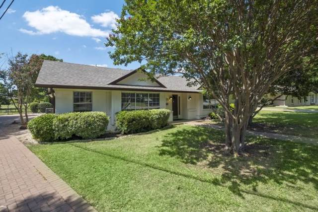 14729 Tanglewood Drive, Farmers Branch, TX 75234 (MLS #14142213) :: RE/MAX Town & Country