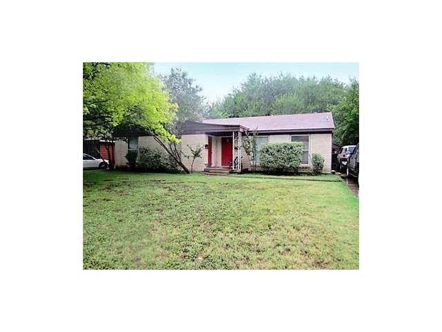 3521 Rashti Court, Fort Worth, TX 76109 (MLS #14142219) :: The Mitchell Group