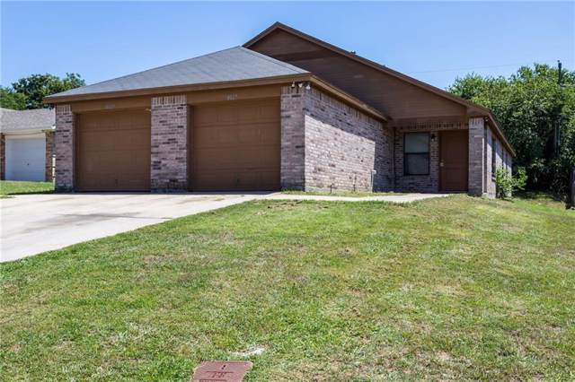 8025 Julie Avenue, Fort Worth, TX 76116 (MLS #14142229) :: The Chad Smith Team