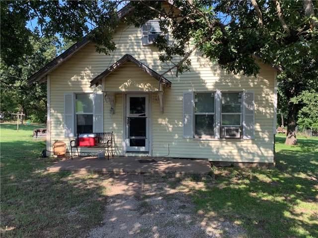 510 Fannin, Nocona, TX 76255 (MLS #14142232) :: The Heyl Group at Keller Williams