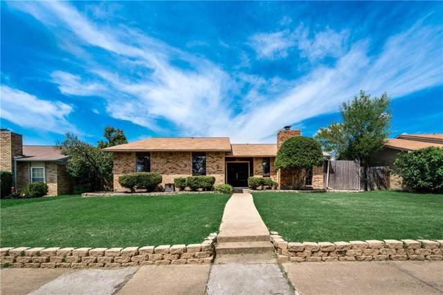 2221 Proctor Drive, Carrollton, TX 75007 (MLS #14142259) :: Baldree Home Team