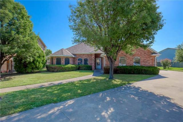 1010 Treys Court, Sanger, TX 76266 (MLS #14142261) :: Lynn Wilson with Keller Williams DFW/Southlake