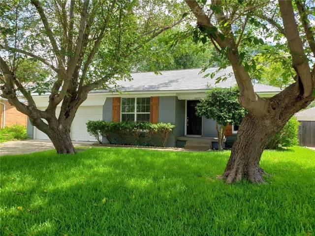 4534 Marigold Trail, Mesquite, TX 75150 (MLS #14142303) :: Lynn Wilson with Keller Williams DFW/Southlake