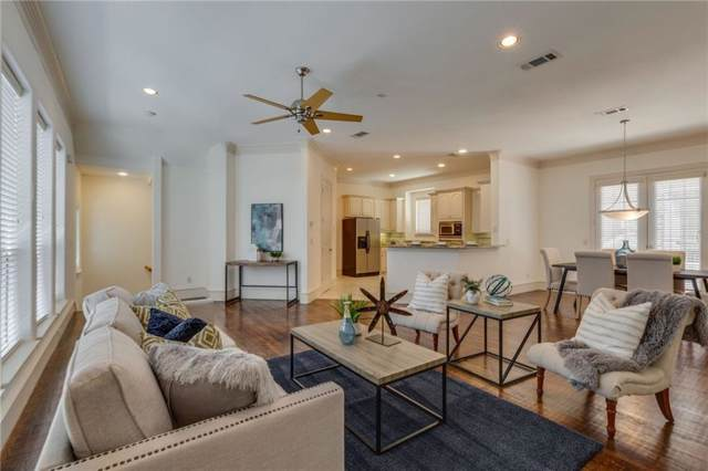 1922 Euclid Avenue B, Dallas, TX 75206 (MLS #14142304) :: Vibrant Real Estate