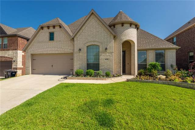 5132 Chisholm View Drive, Fort Worth, TX 76123 (MLS #14142312) :: RE/MAX Town & Country