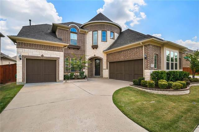 6817 Los Padres Place, Mckinney, TX 75070 (MLS #14142316) :: Lynn Wilson with Keller Williams DFW/Southlake