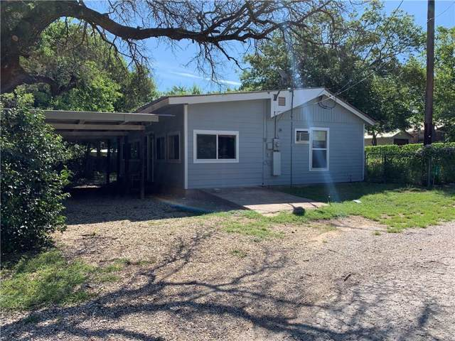 118 Seminole Trail, Whitney, TX 76692 (MLS #14142326) :: RE/MAX Town & Country