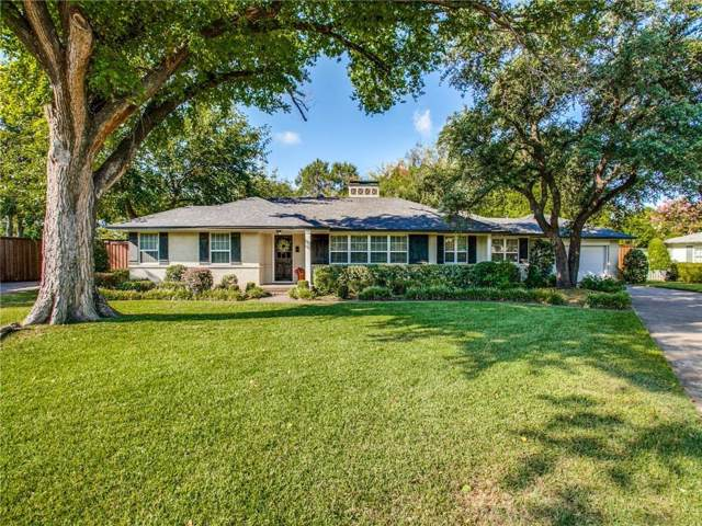 4016 S Better Drive, Dallas, TX 75229 (MLS #14142328) :: HergGroup Dallas-Fort Worth
