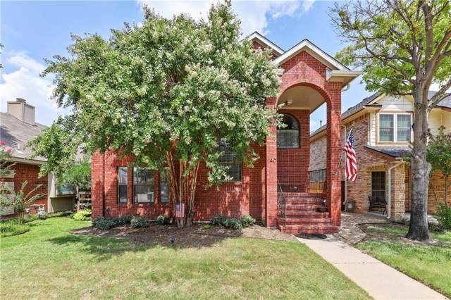 140 Summer Place Drive, Coppell, TX 75019 (MLS #14142340) :: Lynn Wilson with Keller Williams DFW/Southlake