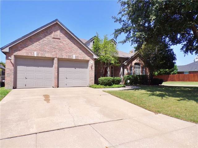 6600 High Brook Drive, Fort Worth, TX 76132 (MLS #14142365) :: HergGroup Dallas-Fort Worth