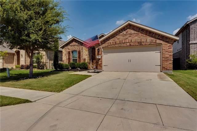 913 Green Coral Drive, Little Elm, TX 75068 (MLS #14142370) :: Lynn Wilson with Keller Williams DFW/Southlake