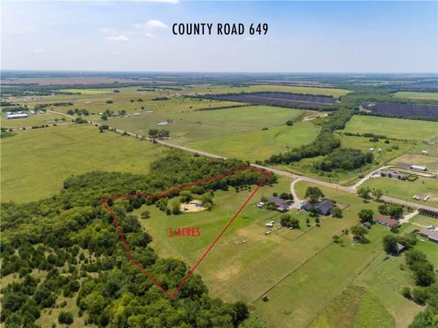 000 County Road 649, Farmersville, TX 75442 (MLS #14142378) :: Lynn Wilson with Keller Williams DFW/Southlake