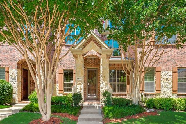4693 Edith Street, Plano, TX 75024 (MLS #14142381) :: Real Estate By Design
