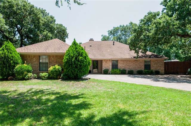 2925 Scenic Drive, Grapevine, TX 76051 (MLS #14142382) :: Lynn Wilson with Keller Williams DFW/Southlake