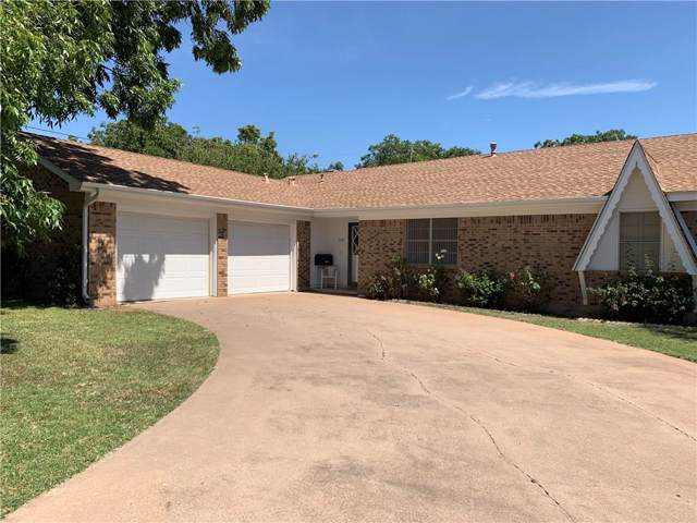 2602 Arrowhead Drive, Abilene, TX 79606 (MLS #14142394) :: The Tonya Harbin Team