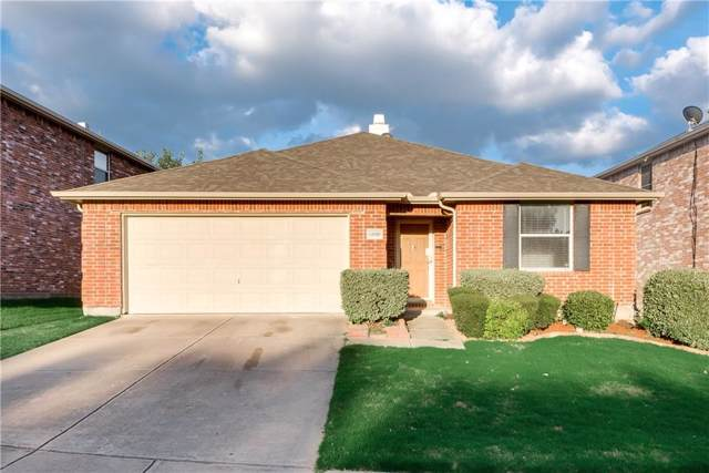 12650 Drexel Street, Frisco, TX 75035 (MLS #14142395) :: The Heyl Group at Keller Williams