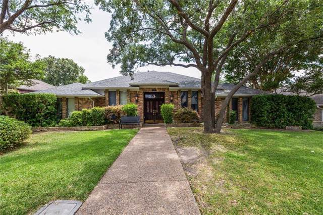 9914 Silver Creek Road, Dallas, TX 75243 (MLS #14142396) :: RE/MAX Town & Country